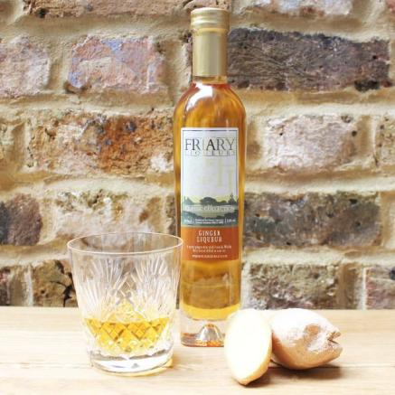 Friary-Liqueurs-Ginger