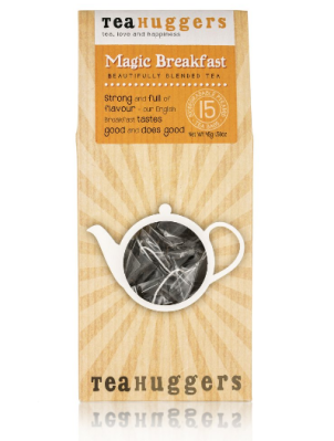 Magic Breakfast tea