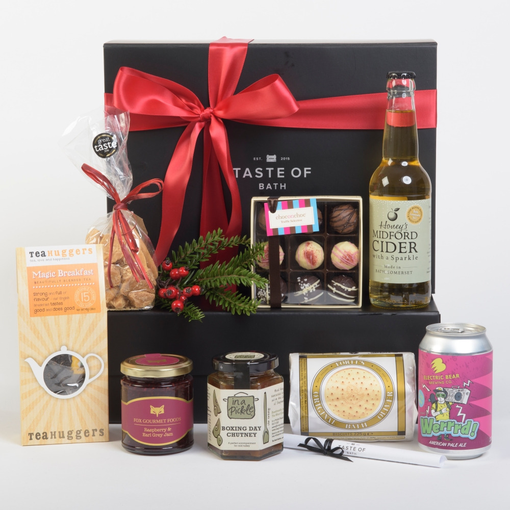 £50 Christmas Bath Gift box