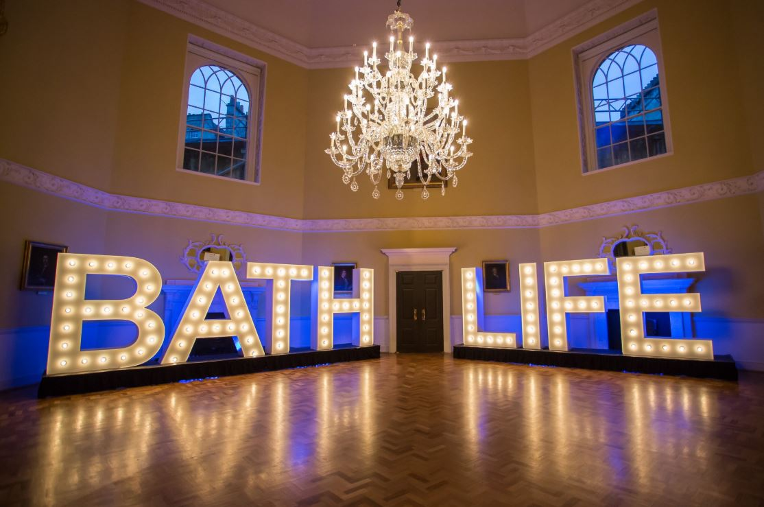 Bath Life letters